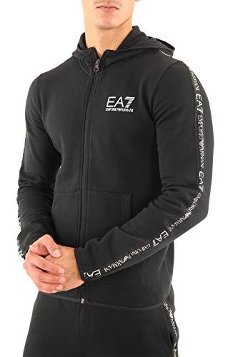 EA7 Sudadera Black M