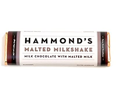 Hammonds Gourmet Chocolate Bar - Kosher - 6 Pack - 2.25 oz each