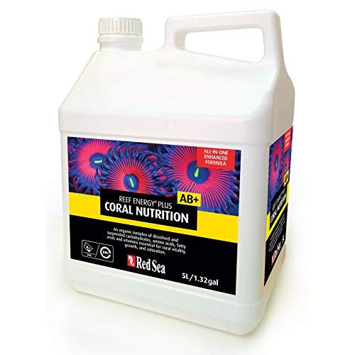Red Sea Reef Energy AB+ Plus Coral suplemento nutricional 5 L