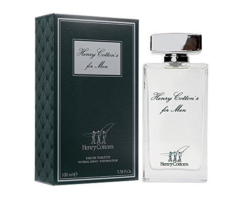 Henry Cotton'S For Men Parfum fraîche eau de toilette – 100 ml