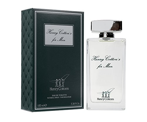 Henry cotton' S FOR MEN FRESH DUFT EAU DE TOILETTE–100ml