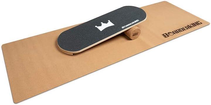 Tavola da surf per bilanciamento boarderking B089DH3SWF