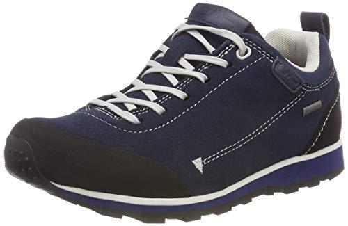 CMP Unisex-Erwachsene Elettra Low Trekking- & Wanderhalbschuhe, Blau (Black Blue N950), 36 EU