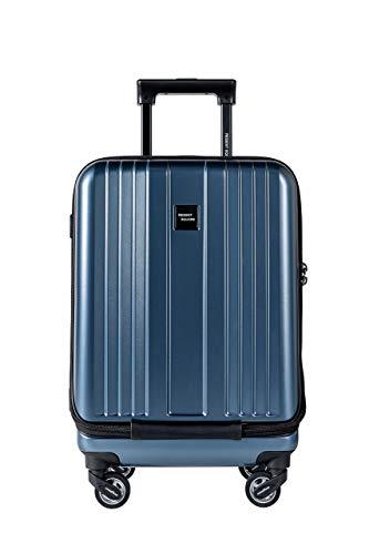 Regent Square(リージェントスクエア) 静音グッドイヤーホイール 機内持込 フロントオープン 小型 スーツケース 軽量 3.1キロ 39L ストーム STORM