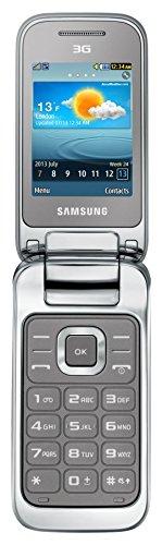Samsung C3595 Handy titanium/silver