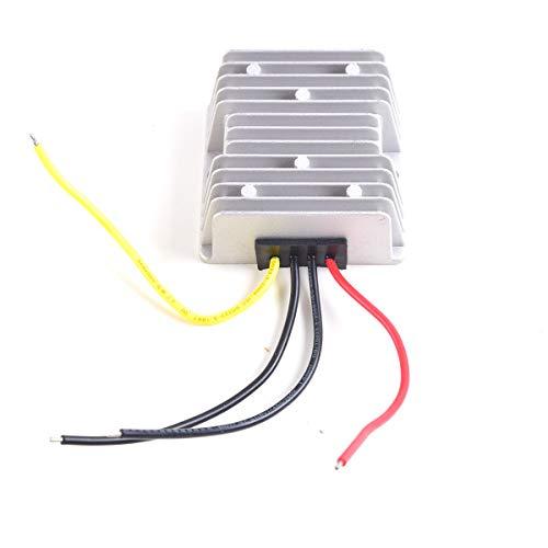DC 24vから12vへの電圧変換器の変圧器30A 360W力の頑丈な電源のアダプターの減力剤はトラック車車のボート...