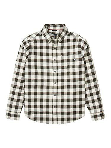 Marmot Herren Bodega Lightweight Flannel Long Sleeve Langärmeliges Outdoor-Hemd, Wander-Shirt Mit Uv-Schutz, Atmungsaktiv, Papyrus, XL