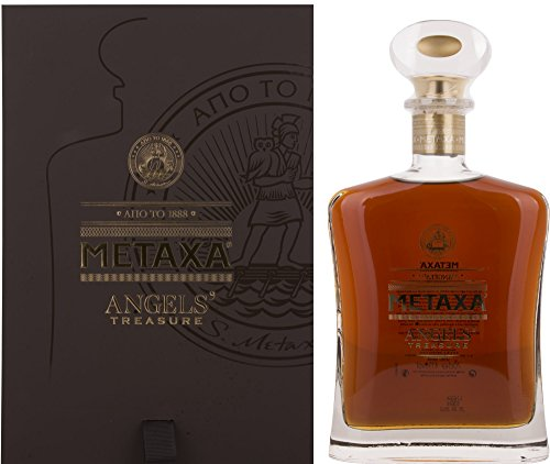 Metaxa Metaxa Angel's Treasure Brandy - 700 ml