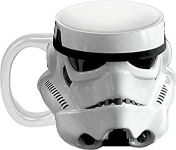 Star Wars Storm Trooper Sculpted Ceramic Mug