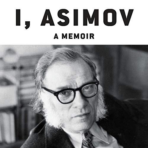 『I, Asimov』のカバーアート