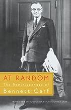 At Random: The Reminiscences of Bennett Cerf