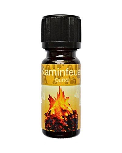 20 verschiedene weihnachtliche und winterliche Duftöle Aromaöle Raumduftöle zum wählen in je 10 ml Fläschchen (Kaminfeuer)