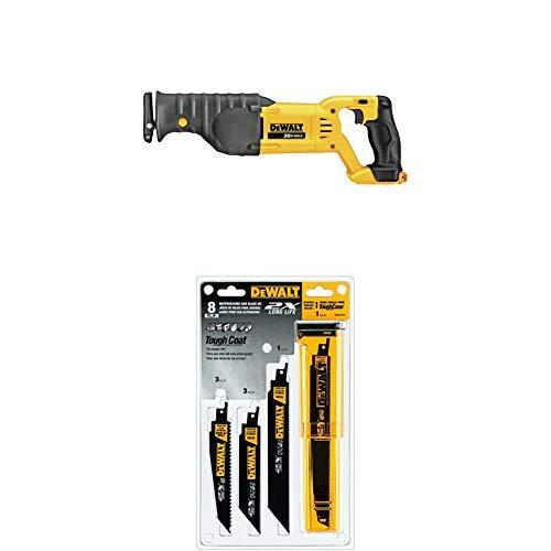 DEWALT DCS380B 20-Volt MAX Li-Ion Reciprocating Saw (Tool Only) with DEWALT...