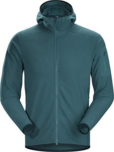 Arc'Teryx Herren Delta LT Hoody Men's Fleece Sweatshirt, Paradigm, S