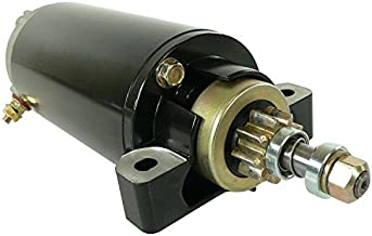 DB Electrical SAB0168 New Starter For Mercury Mariner 40 50 60 Hp Outboard Marine 4 stroke 2001-2011,50-859377T, 50-884044T, 50-888161T, 50-893888T, 10153440, Mot3023, 5360, 18-6435 MOT3023 5360 5901