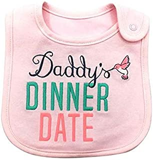 Baby feeding supplies Bibs Cute Cartoon Pattern Toddler Waterproof Saliva Towel Cotton Fit 0-3 Years Old Infant Burp Cloths Feeding Bibs Pacifier Baby Bibs for Boys and Girls Suitable for infants and