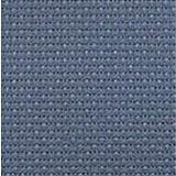 DMC - Tessuto a punto croce, in tela Aida, 55 x 50 cm, colore: Blu cadetto
