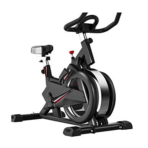 DJDLLZY Bicicleta de ejercicio para interior y ciclismo, fitness, todo incluido, con resistencia para gimnasio, hogar, entrenamiento de cardio