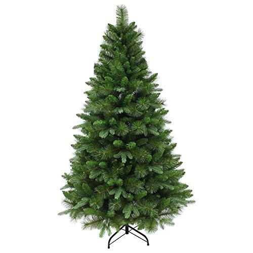 Árbol de Navidad Pino Imperial Artificial, 180 cm, Color Verde
