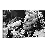 NEGD Astrid Lindgren Poster, dekoratives Gemälde,