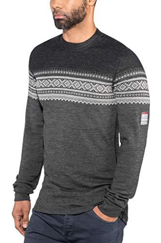 Aclima DesignWool Marius T-Shirt Manches Longues Col Ras-du-Cou Homme, norefjell Modèle XL 2020 t Shirt Manches Longues