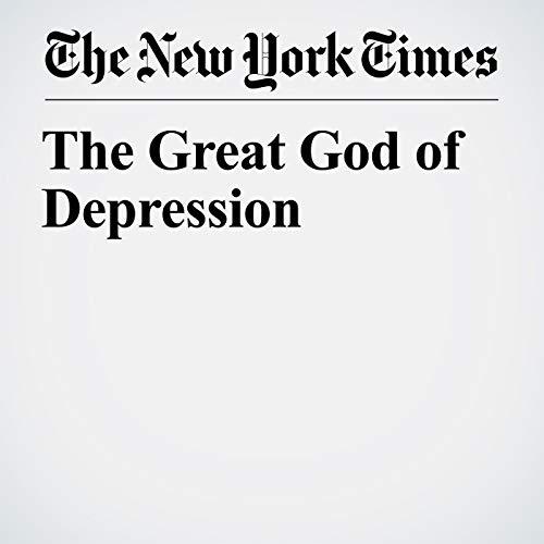 The Great God of Depression copertina