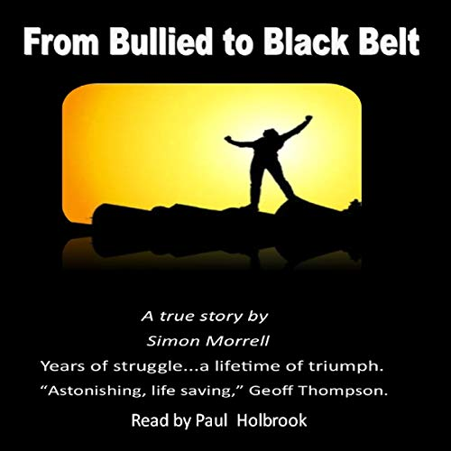 From Bullied to Black Belt cover art