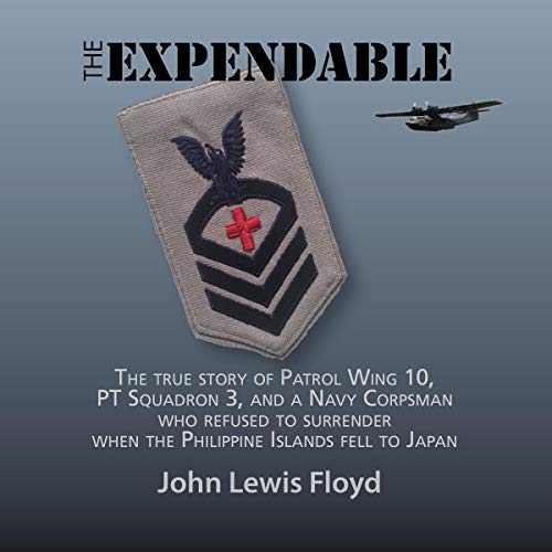 The Expendable Audiobook By John Lewis Floyd cover art
