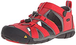 Top 10 Best Water Shoes for Kids on Amazon featured by top Hawaii travel blog, Hawaii Travel with Kids: Keen Kids water shoes