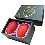 母の日 早割 フルーツ ギフト マンゴー 完熟マンゴー 大玉 3L 2玉 化粧箱 宮崎県産 予約 5月3日~8日のご納品