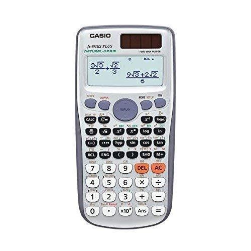Casio FX-991ES - Calculadora científica de bolsillo