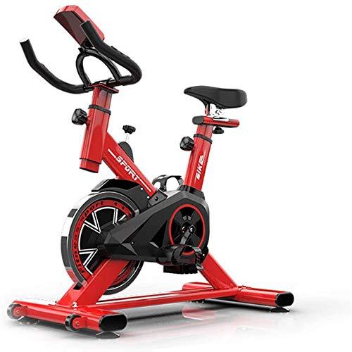 Ab trainer en een hometrainer, sportartikelen, ideaal hart trainer, rood