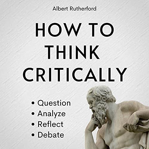 How to Think Critically cover art