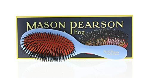 Mason Pearson B3 pur Poils pratique Brosse à cheveux, Bleu