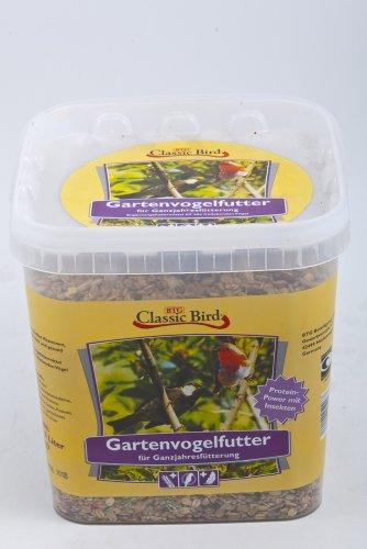 Classic Bird Boîte de Nourriture pour Oiseaux 3 kg