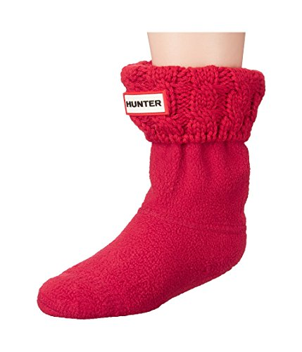 Calcetines Hunter Kids Rojo XL Rojo