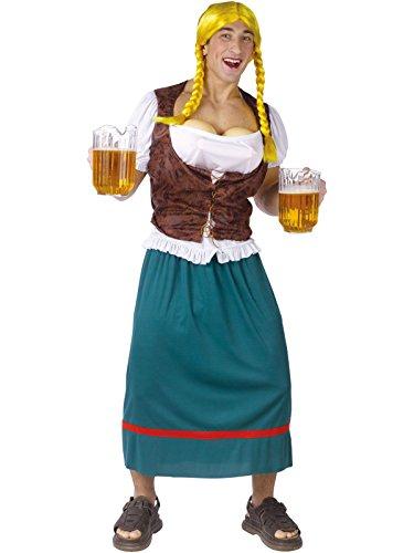 Costume de serveuse Bavaroise