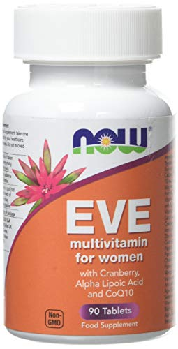 Now Foods Eve Multivitamin for Women, 90 Tablet