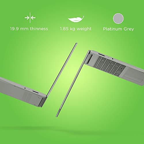 Lenovo Ideapad Slim 3 AMD Ryzen 3 15.6 inch FHD Thin and Light Laptop (4GB/1TB/Windows 10/MS Office/Grey/1.85Kg), 81W10052IN