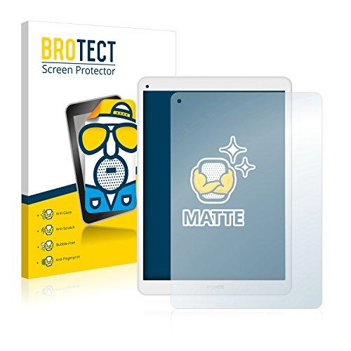 BROTECT Protector Pantalla Anti-Reflejos Compatible con Archos 97c Platinum (2 Unidades) Pelicula Mate Anti-Huellas