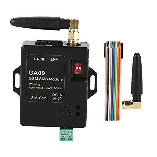Sistema de Alarma gsm, Mini 8 CH Llamada de SMS SIM inalámbrica con diseño Inteligente para Seguridad en el hogar