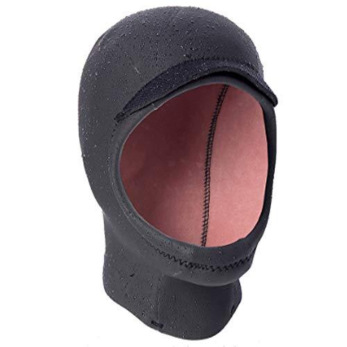 RIP CURL Flashbomb Heatseeker 4mm Neoprene Hood Black WHO8BF Size - S