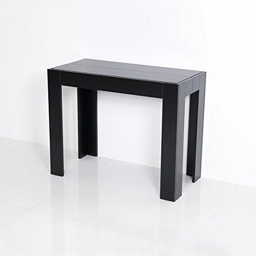 Group Design Kuadra Table extensible en bois pour entrée RV-CO/010-RM-90