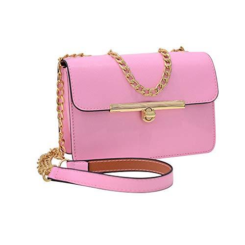 TnXan Fashionchain Umhängetasche Schulter Diagonale Paket hochwertige Taschen für Womenshoulder Bag