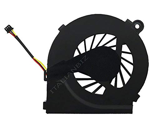 Italianbiz Ventilador CPU Ventilador Compatible con hp Pavilion g6-1349sl g6-1351el g6-1352el g6-1352sl g6-1353el g6-1354el g6-1355el g6-1355sl g6-1356el g6-1357el