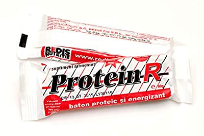 Protein R - High Protein Bar - 30 Bars Pack - 60 g Each bar | by REDIS from Redis CO