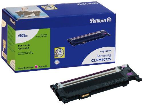 Pelikan 3502m - Tóner para impresoras láser, Magenta