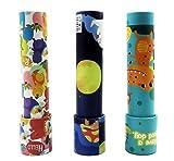 Fengirl Kids Classic Paper Kaleidoscope, Best Gift Idea, 3...