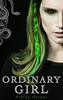 Book cover image for Ordinary Girl