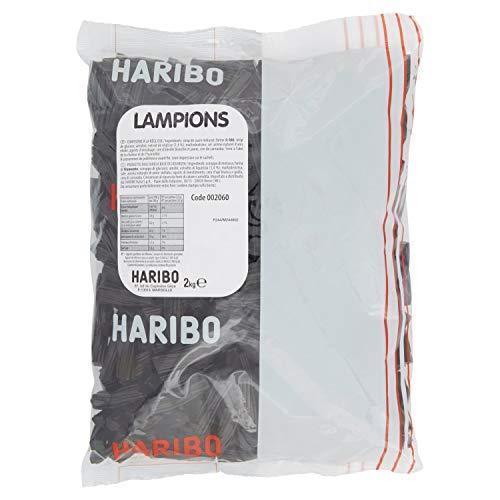 Haribo Treccia Lampions Liquirizia 2Kg